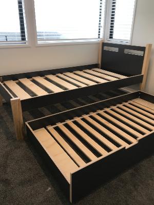 Urbankids Co Nz Urban Trundler Bed