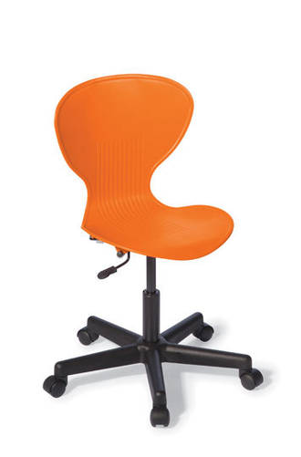 Orange  Echo Chair