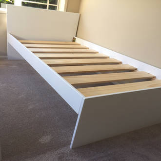 Urban HPL Ply Bed