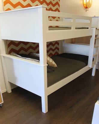 Capri Traditional  T&G Bunk
