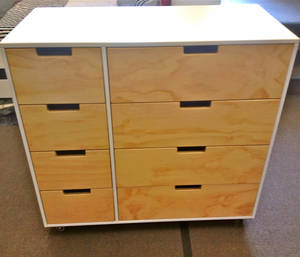 Urban Trendy 4x4 Utility Drawer