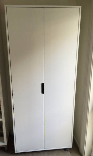 Trendy Small Wardrobe