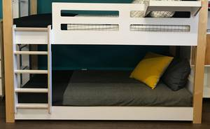 Devon Low  Bunk Bed