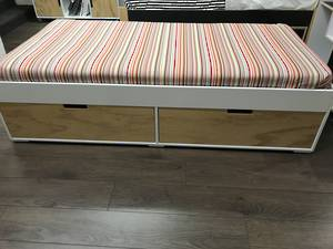 Urban Divan HPL PLY Bed