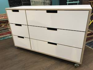 Urban Devon Low Boy Drawers