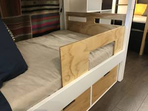 Urban Safety Rail for Beds & Bunks