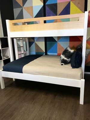 Kasa Trio Bunk Bed