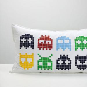 Space Invader Pillowcase