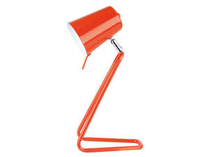Table Lamp Z Orange