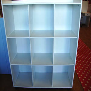 Urban 9 Cube Bookcases