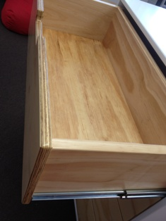 Drawer inside