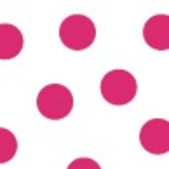 Oxford | Pink Spotty Pillowcase