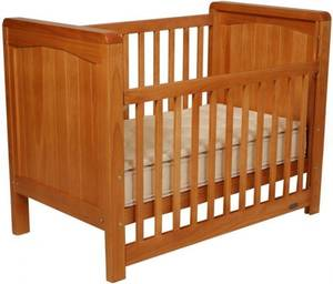 Touchwood Classic Cot-Panelled