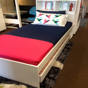 Urban Bookcase Bed