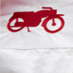 Cuffed | Red Motorbike Sheets