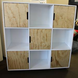 Trendy 9 Cube Bookcase