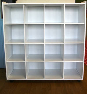 Urban 16 Cube Bookcases
